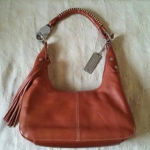 Kenneth Cole Small Leather Handbag EUC